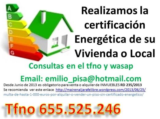 certificación Energética1